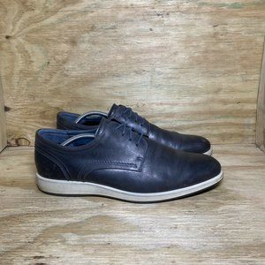 Ecco Leather Oxford Shoes